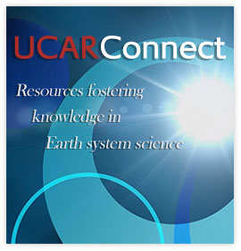 UCARConnect - Resources fostering knowledge in Earth system science