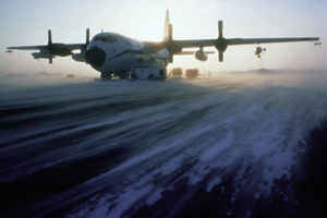 NSF/NCAR C-130 aircraft at TOPSE Field Projectt