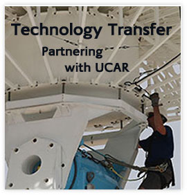Technology Transfer - Partnering with UCAR